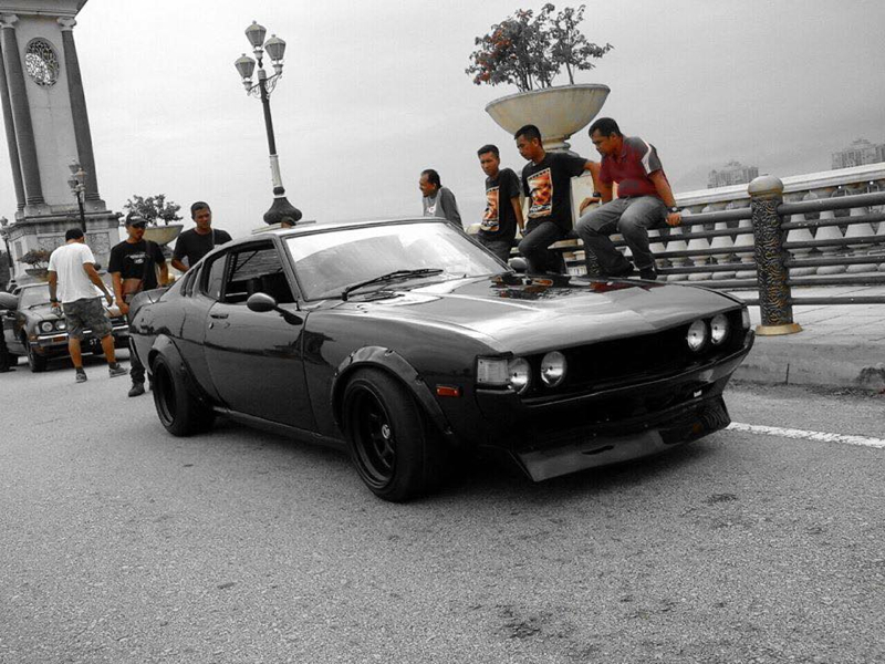DLEDMV Toyota Celica TA28 Wan malaisie 0002
