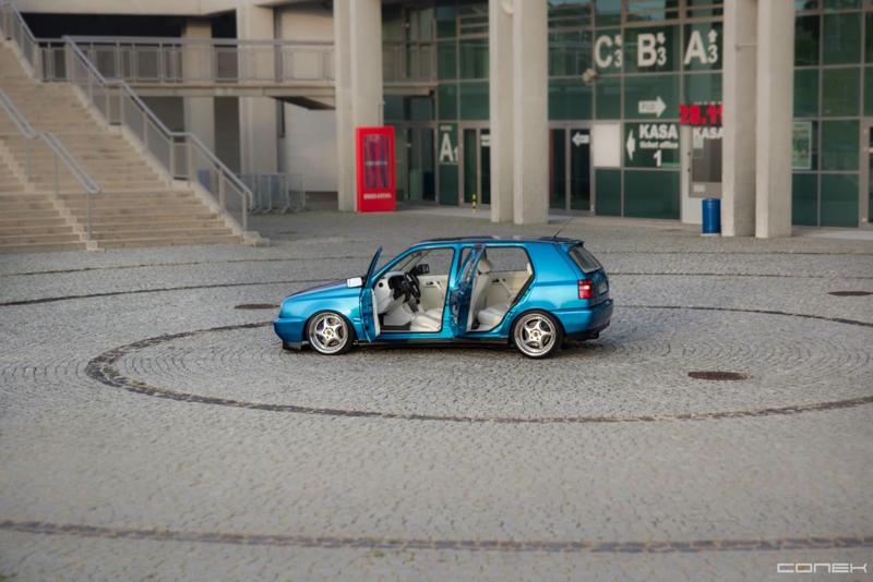 DLEDMV VW G2 G3 VR6 Turbo 10