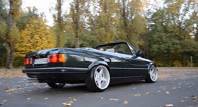 DLEDMV BMW E30 cab & coupé sleepers 01