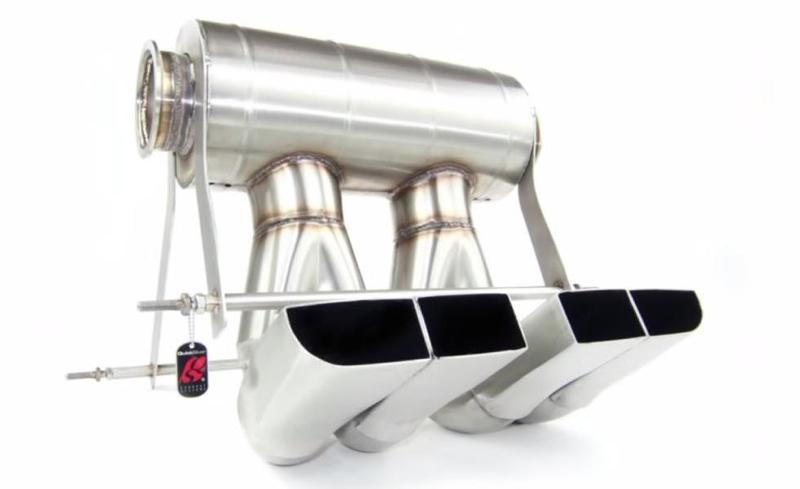 DLEDMV Bugatti Veyron QuickSilver Exhaust 05