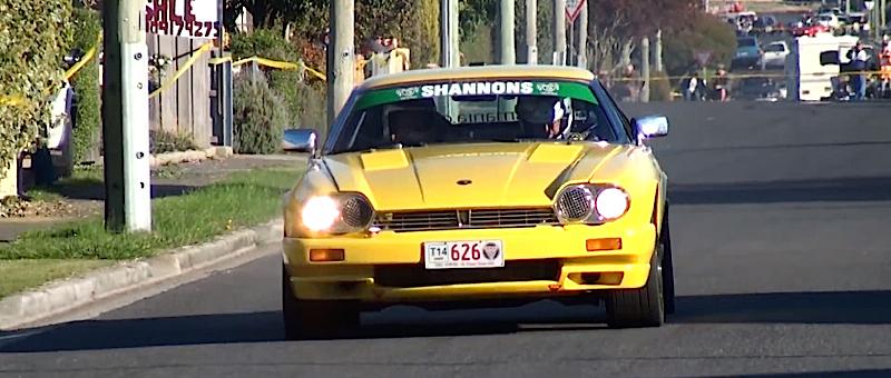 DLEDMV Jaguar XJS Targa Tasmania 005