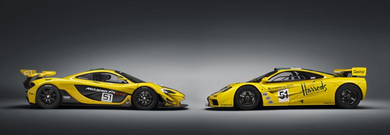 DLEDMV McLaren P1 GTR Harrods08