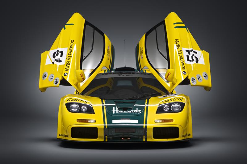 DLEDMV McLaren P1 GTR Harrods15
