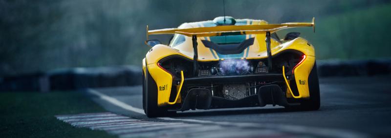 DLEDMV McLaren P1 GTR Harrods18
