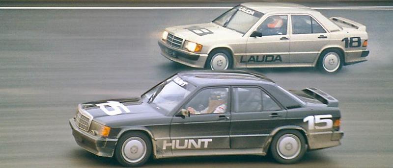 DLEDMV Mercedes 190 2,3 16 race 84 005