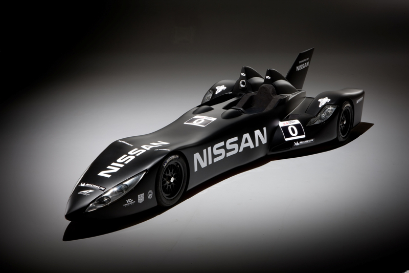 L'attraction du Mans sera la traction de la Nissan GT-R LM Nismo  ! 6