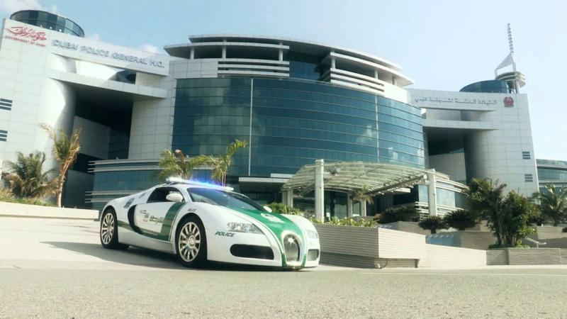 DLEDMV Police Dubai Supercars 04