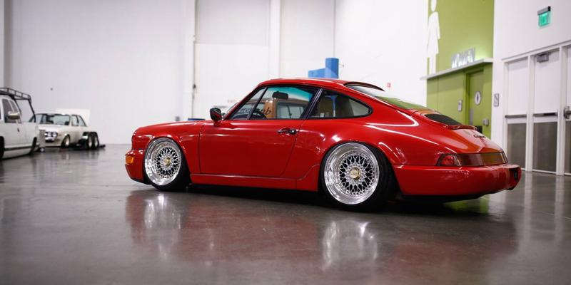 DLEDMV Porsche 964 slammed bbs 04