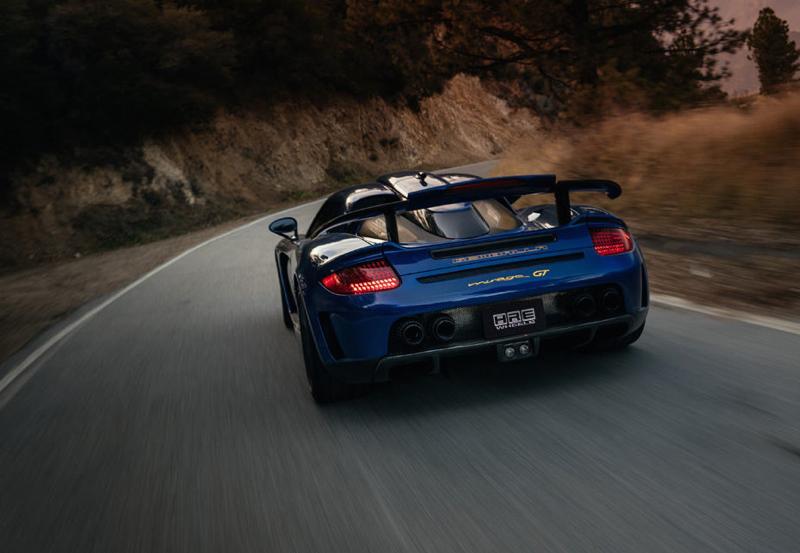 DLEDMV Porsche Carrera GT Gemballa Mirage HRE 02
