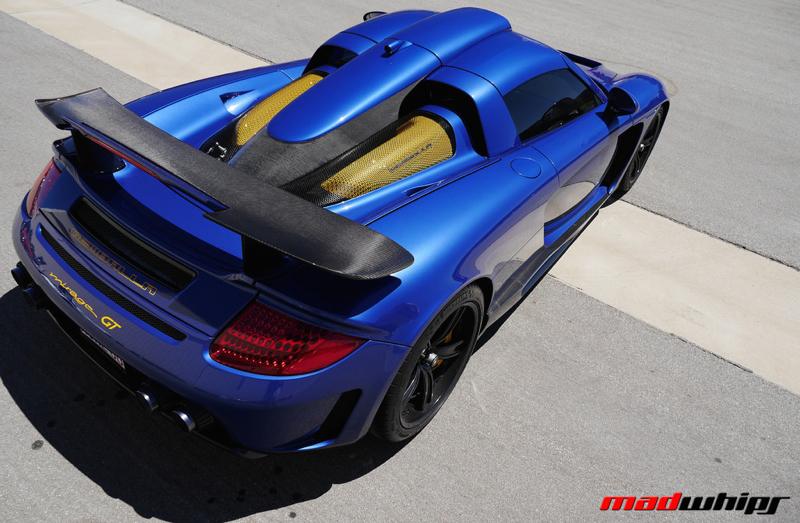 DLEDMV Porsche Carrera GT Gemballa Mirage HRE 04