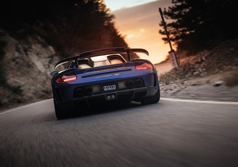 DLEDMV Porsche Carrera GT Gemballa Mirage HRE 05