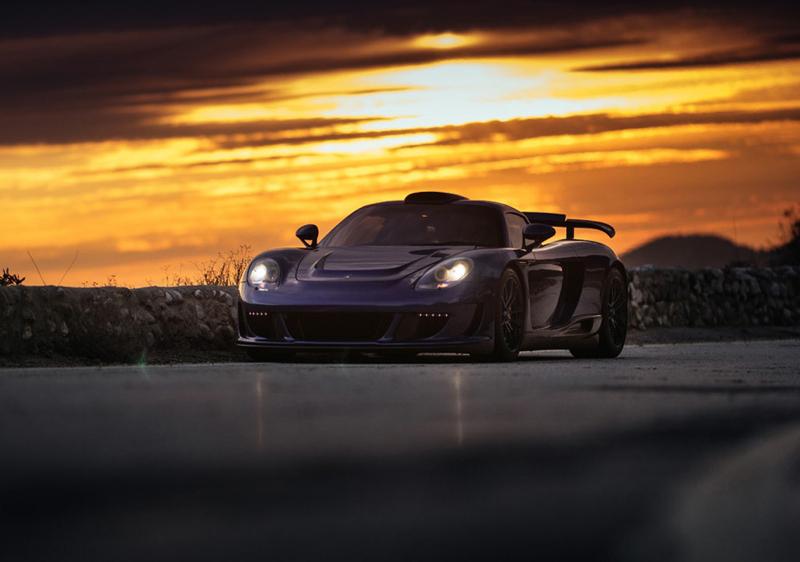 DLEDMV Porsche Carrera GT Gemballa Mirage HRE 11