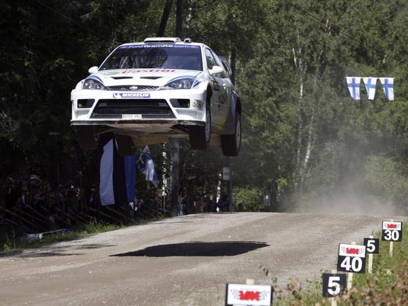 DLEDMV Rally Jump compil 001