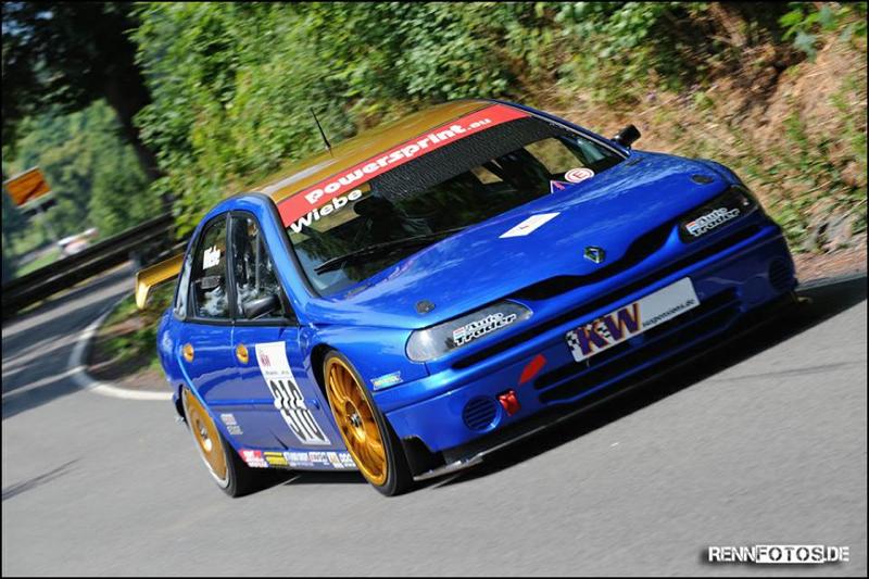 DLEDMV Renault Laguna BTCC Hillclimb 001