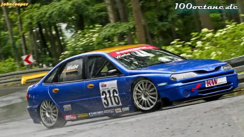 DLEDMV Renault Laguna BTCC Hillclimb 002