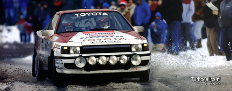 DLEDMV Toyota Celica ST165 WRC 01