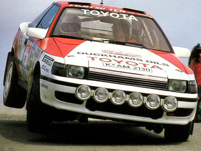 DLEDMV Toyota Celica ST165 WRC 05