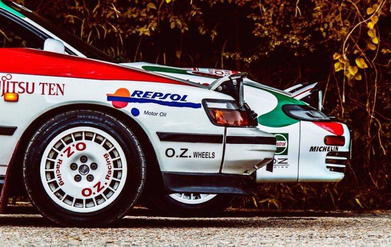 DLEDMV Toyota Celica ST165 WRC 08