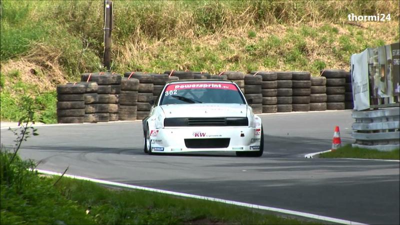 DLEDMV VW Corrado 16v HIllclimb 005