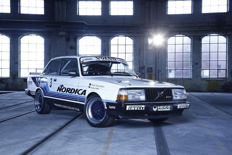 DLEDMV Volvo 240 ETCC Heico 005