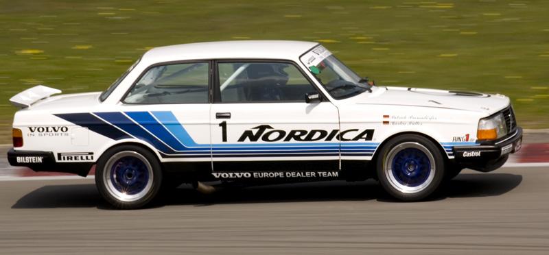 DLEDMV Volvo 240 ETCC Heico 008