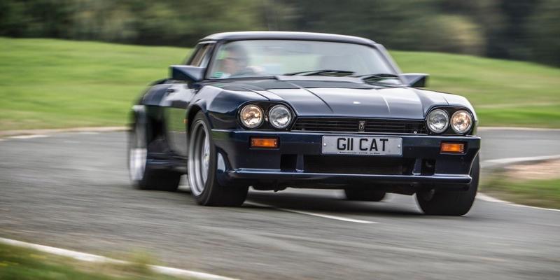 Lister Jaguar Xjs 7 0 Le Mans Le Muscle Car Anglais De L