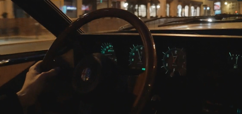 DLEDMV Alfetta GTV 2000 Night Drive 05