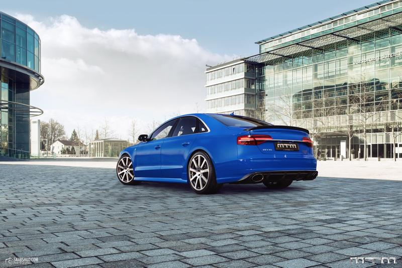 DLEDMV Audi S8 MTM Talladega S 05