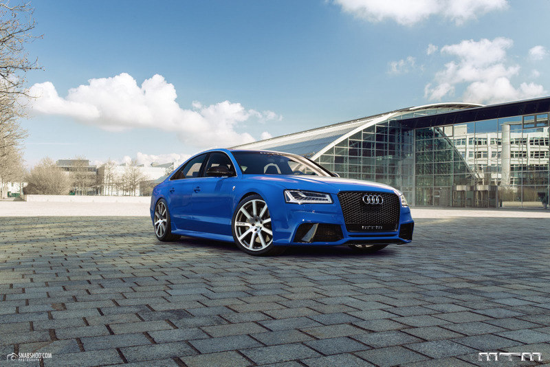DLEDMV Audi S8 MTM Talladega S 09
