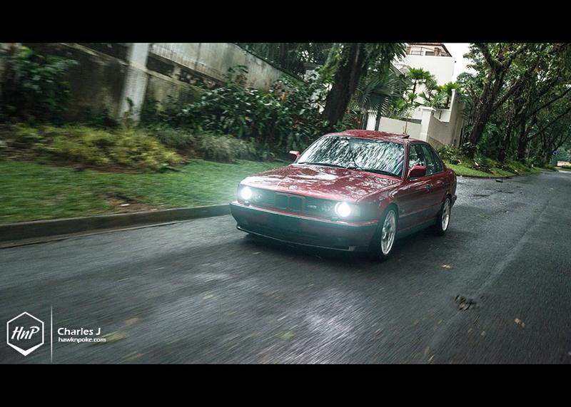 DLEDMV BMW M5 E34 BBS RC HnP03