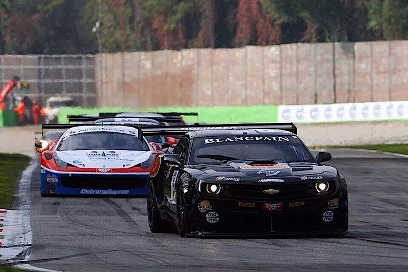 DLEDMV Chevrolet Camaro GT3 Reiter Engineering 06