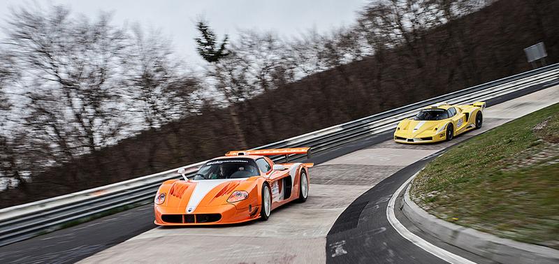 DLEDMV Edo MC12 XX Corsa vs Enzo FXX 01