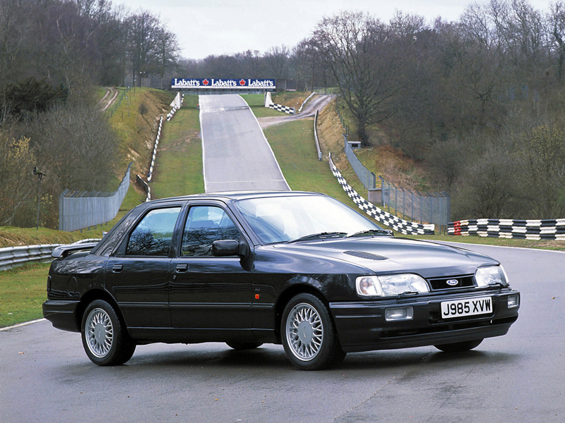DLEDMV Ford Sierra Sapphire Cosworth 2RM 12