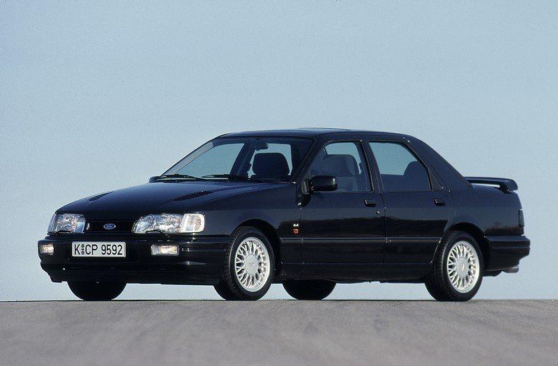 Ford Sierra Cosworth - De drifteuse à gripeuse ! 3