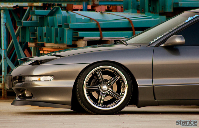 DLEDMV Ford probe V6 turbo Stance 03