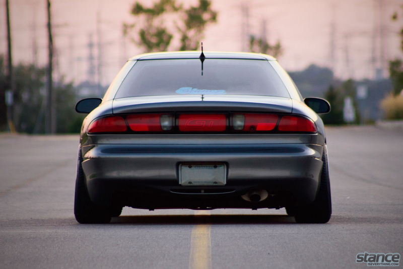 DLEDMV Ford probe V6 turbo Stance 08
