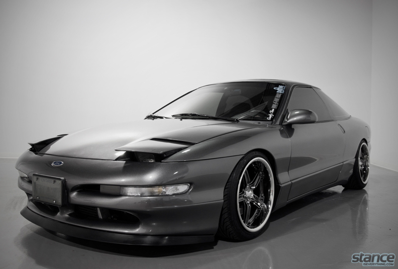 DLEDMV Ford probe V6 turbo Stance 14