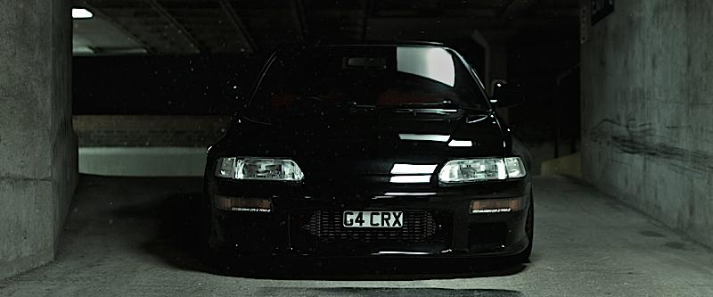 DLEDMV Honda CRX Mugen Turbo Blackmagic 07
