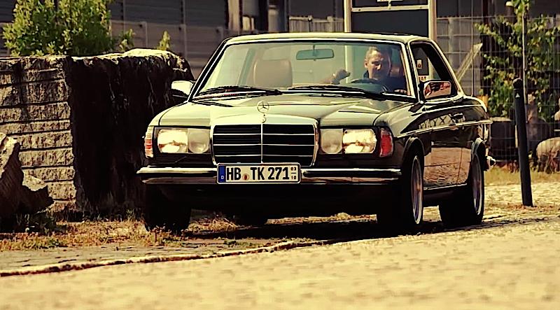 Mercedes 280 CE W123 rare en AMG ! 1