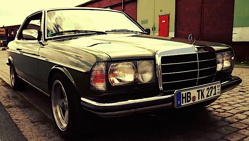 DLEDMV Mercedes w123 280CE AMG 03