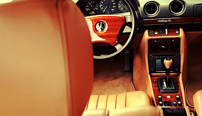 DLEDMV Mercedes w123 280CE AMG 05