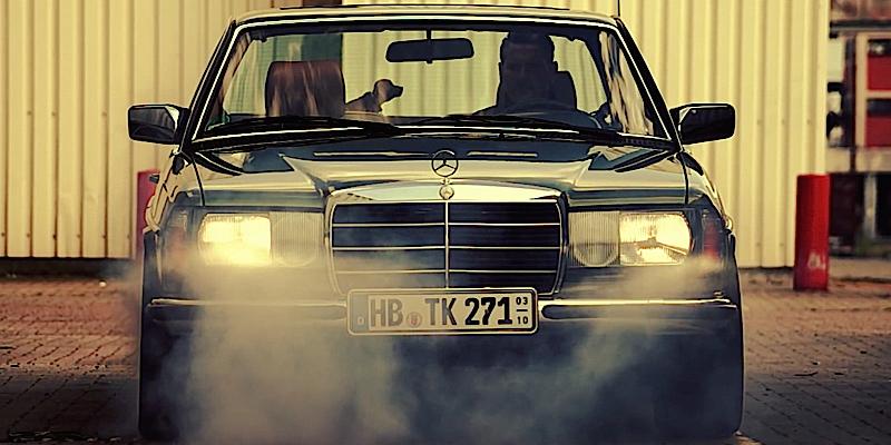 DLEDMV Mercedes w123 280CE AMG 06