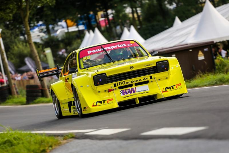 DLEDMV Opel Kadett C V8 LT5 Hillclimb 02