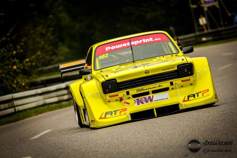 DLEDMV Opel Kadett C V8 LT5 Hillclimb 04