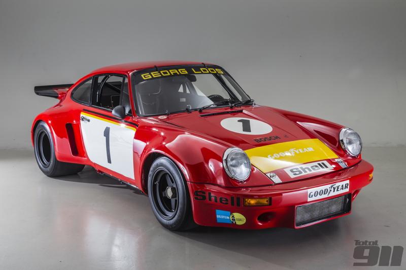 DLEDMV Porsche 911 3.0 RSR Race 02