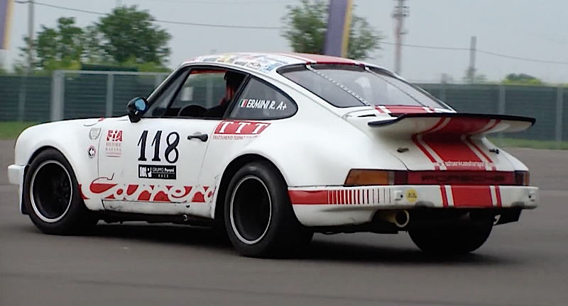 DLEDMV Porsche 964 turbo & 912 straight pipes 05