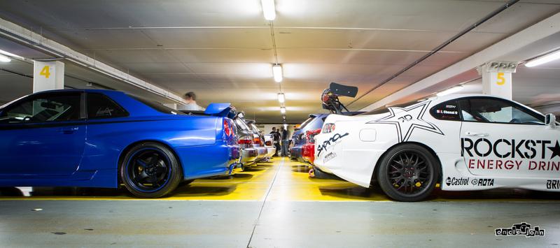 DLEDMV Toyota 2JZ vs Nissan RB26 01