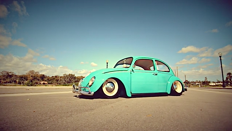 DLEDMV VW Cox The Bug Love 01