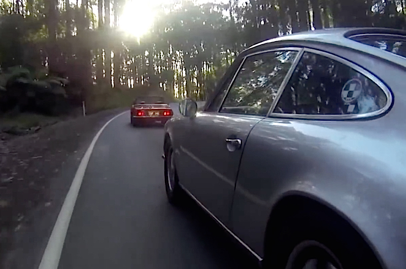 DLEDMV Alfa Spider vs Porsche 911T04