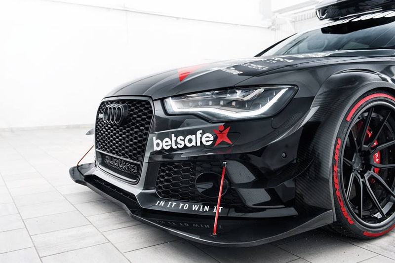 DLEDMV Audi RS6 Jon Olsson 02